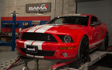 Huge GT500 Power Gains
